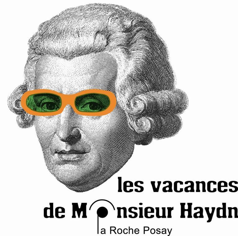 LOGO LES VACANCES DE MONSIEUR HAYDN