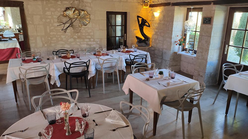 Restaurant du Pigeonnier du Perron - Availles en Chatellerault