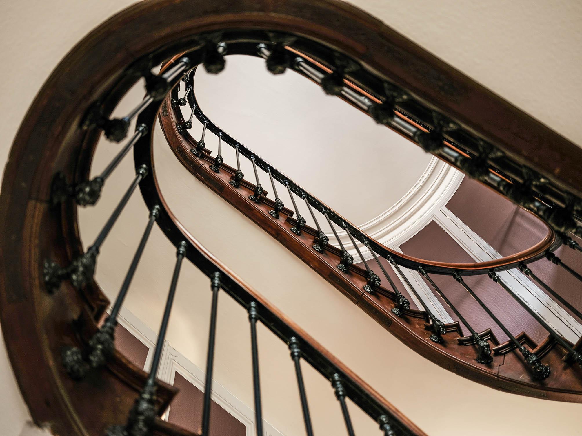 Escaliers- Hôtel de l'Europe - Poitiers