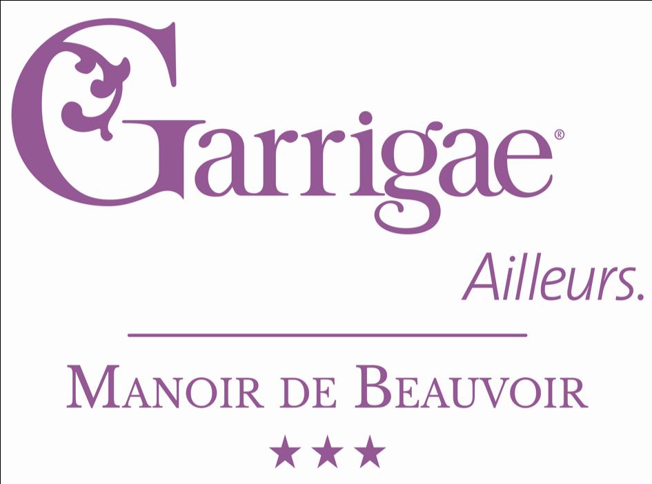 logo Garrigae Manoir de Beauvoir