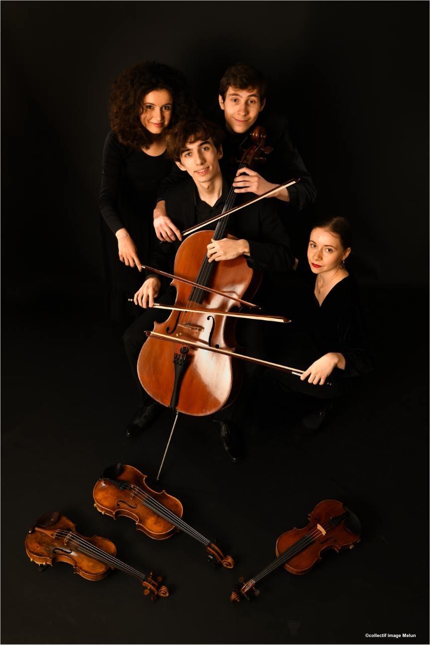 Quatuor Désaccords ©Collectif Image Melun