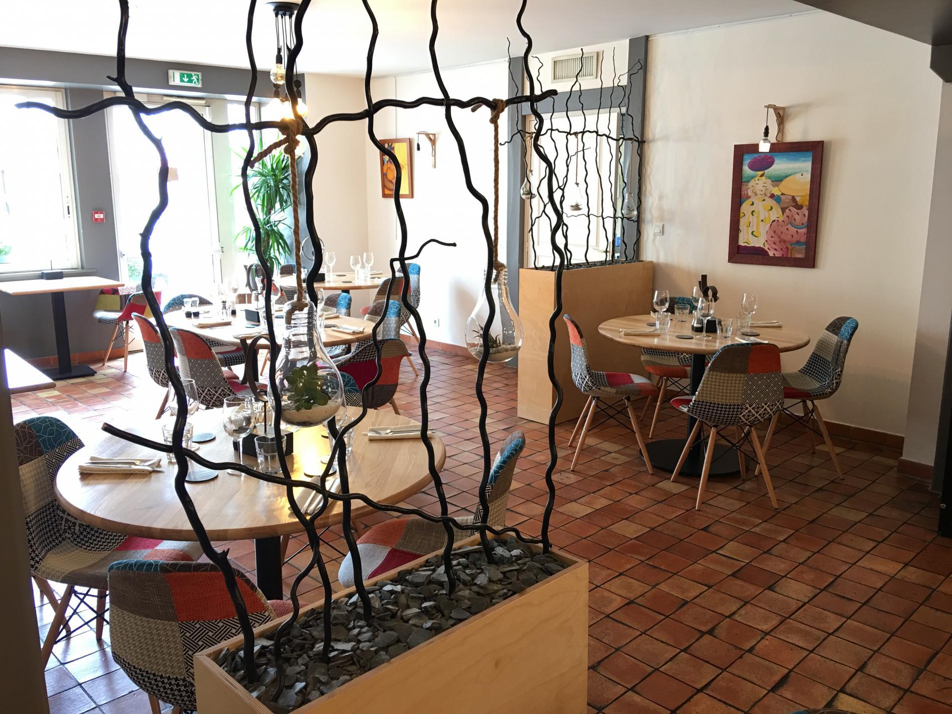 Salle de restaurant La Chatellenie