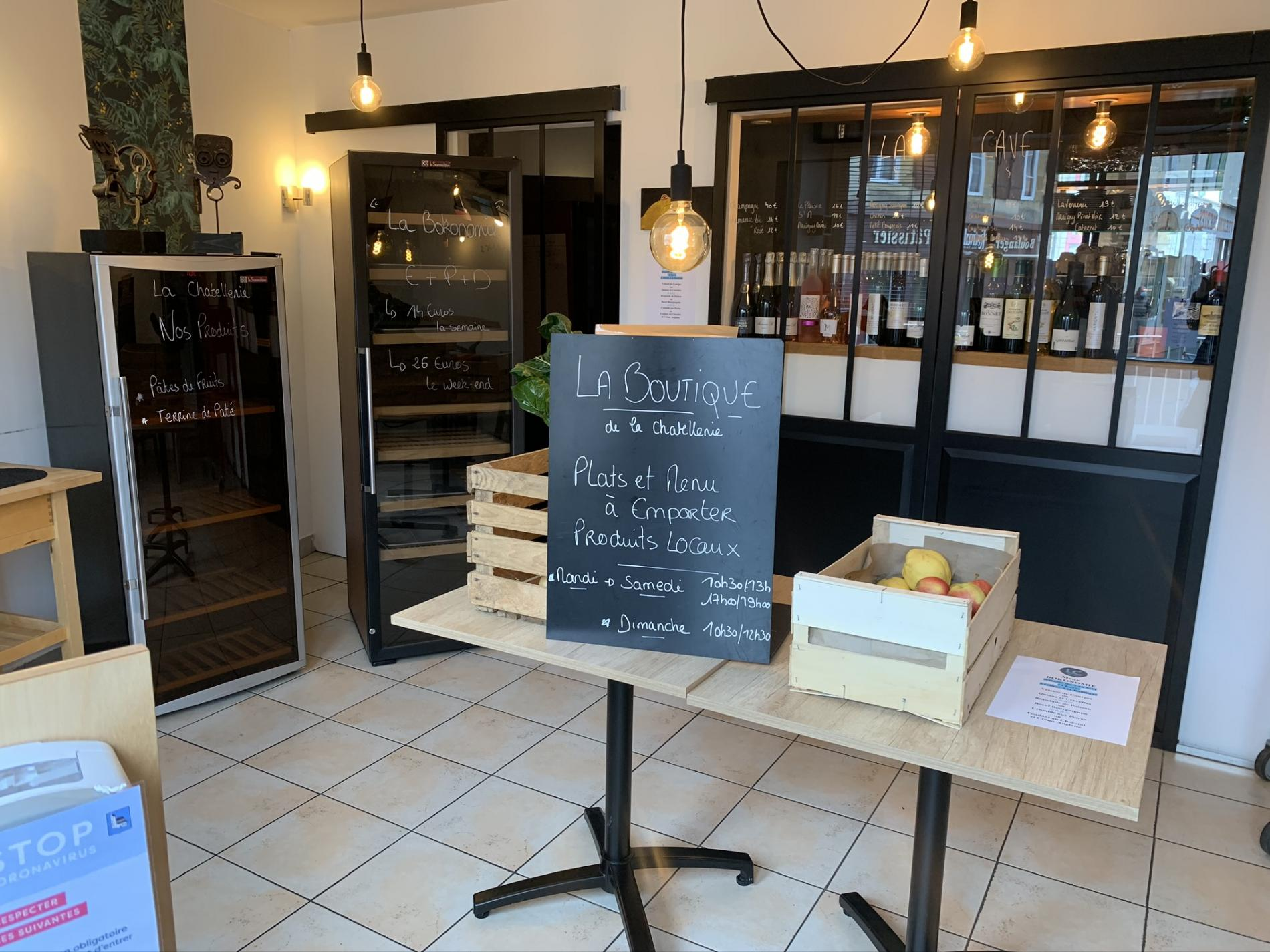 Boutique La Chatellenie