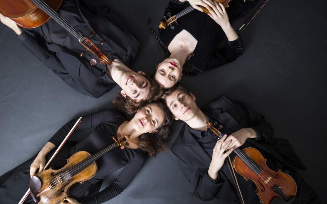 Quatuor Désaccords – 15 octobre – 20h30 – Les Orangeries