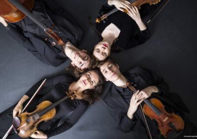 Quatuor Désaccords – 12 octobre – 18h30 – Hôtel de l'Abbaye