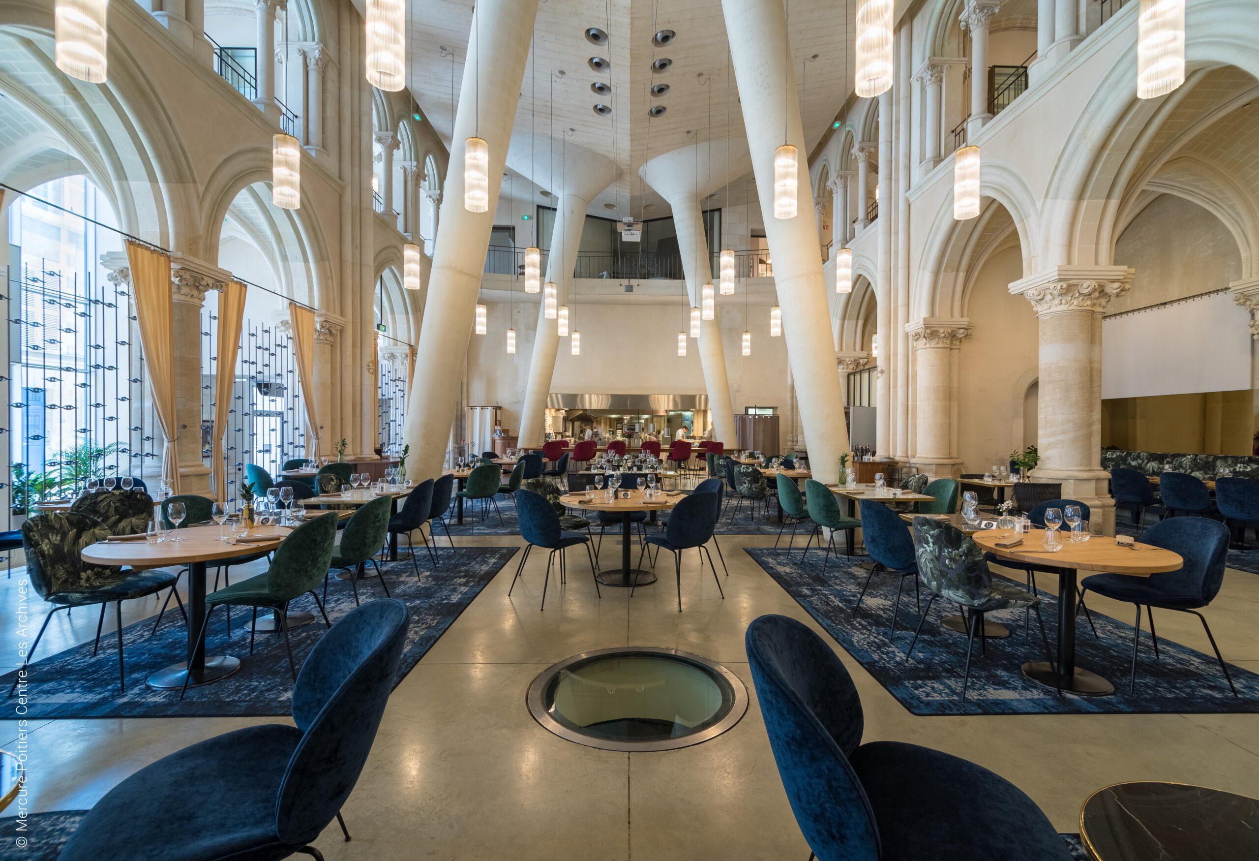 Restaurant LES ARCHIVES - Hotel Mercure Poitiers