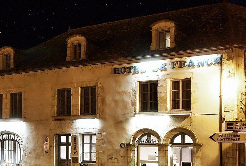 hotel-de-france - ST Savin