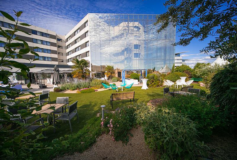 Hotel Plaza - Site du Futuroscope - Chasseneuil-du-Poitou
