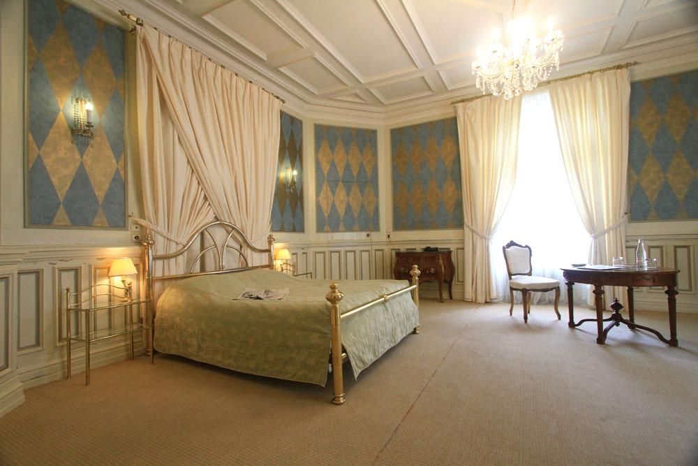 Suite junior au Chateau de Perigny-ambiance royale - Vouillé