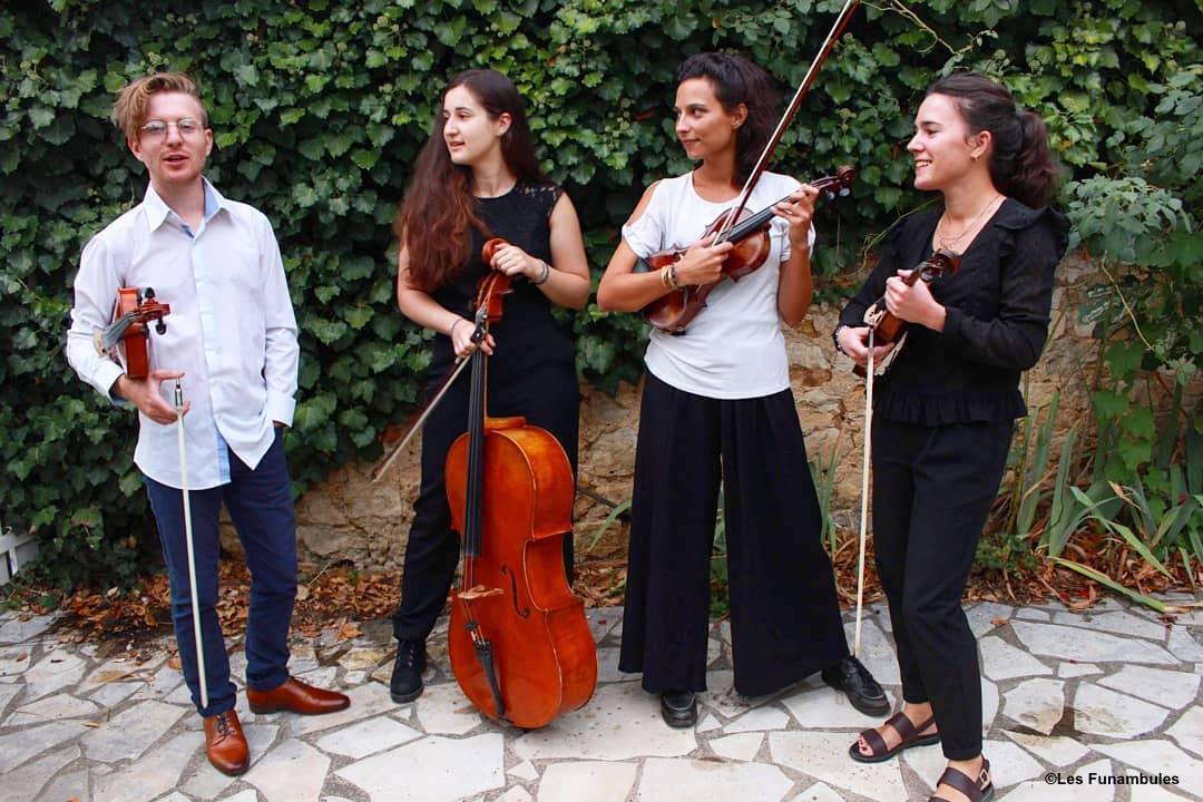 Quatuor Les Funambules
