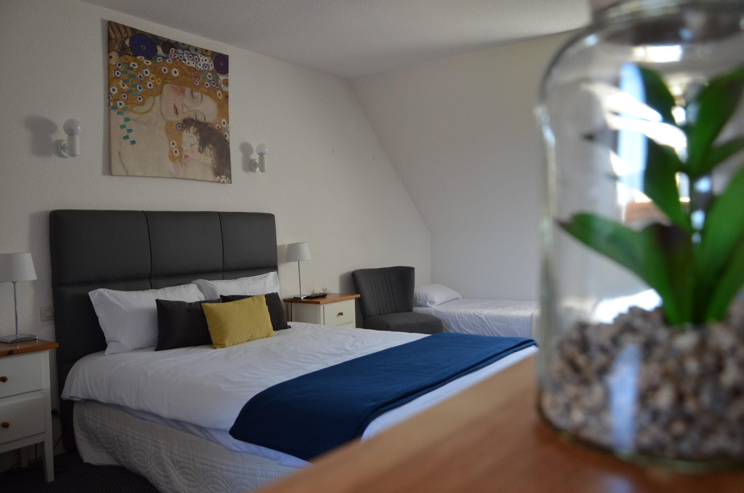 Chambre HOTEL DE FRANCE
